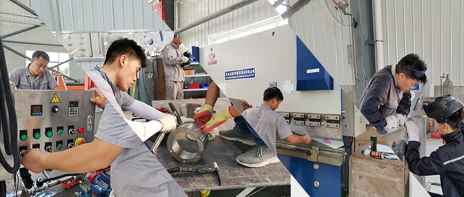Zhengzhou Lo<em></em>nGER Machinery Co. Ltd. Factory